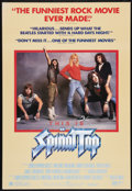 "Movie Posters:Rock and Roll, This is Spinal Tap (Embassy, 1984). One Sheet (27"" X 39.5"") ReviewStyle. Rock and Roll.. ..."