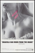 """Movie Posters:Horror, Dracula Has Risen From the Grave (Warner Brothers, 1969). One Sheet(27"""" X 41""""). Horror.. ..."""