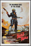 """Movie Posters:Science Fiction, Mad Max (American International, 1980). One Sheet (27"""" X 41"""").Science Fiction.. ..."""