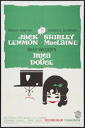 "Movie Posters:Comedy, Irma la Douce (United Artists, 1963). One Sheet (27"" X 41"") Style B. Comedy.. ..."