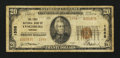 National Bank Notes:Virginia, Lynchburg, VA - $20 1929 Ty. 2 The First NB Ch. # 1558. ...