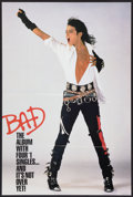 """Movie Posters:Rock and Roll, Michael Jackson Lot (CBS Records and HBO Films, 1988 and 1992). OneSheets (2) (24"""" X 36"""") and (27"""" X 40""""). Rock and Roll.. ... (Total:2 Items)"""