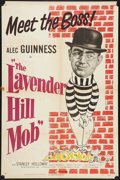"""Movie Posters:Comedy, The Lavender Hill Mob (Universal International, 1951). One Sheet (27"""" X 41""""). Comedy.. ..."""