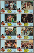 "Movie Posters:Blaxploitation, Cotton Comes to Harlem (United Artists, 1970). Lobby Card Set of 8(11"" X 14""). Blaxploitation.. ... (Total: 8 Items)"