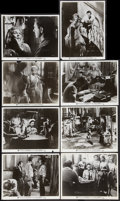 """Movie Posters:Drama, A Streetcar Named Desire (Warner Brothers, 1951). Photos (8) (11"""" X14""""). Drama.. ... (Total: 8 Items)"""