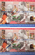 Baseball Collectibles:Others, Ted Williams Signed Promotional Print....