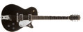 Musical Instruments:Electric Guitars, 1955 Gretsch 6128 Duo Jet Black Electric Guitar, #16624....