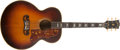 Musical Instruments:Acoustic Guitars, 1953 Gibson J-200 Sunburst Acoustic Guitar, #A16675....