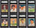Baseball Cards:Sets, 1941 Play Ball Baseball Complete Set (72). ...