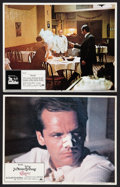 """Movie Posters:Mystery, Chinatown Lot (Paramount, 1974). Lobby Cards (2) (11"""" X 14"""").Mystery.. ... (Total: 2 Items)"""