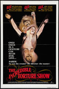 """Movie Posters:Horror, The Incredible Torture Show (AFDC, 1976). One Sheet (27"""" X 41"""") Flat Folded. Horror.. ..."""