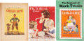 Magazines:Miscellaneous, Miscellaneous Vintage Magazine Advertising Group (1920s-30s)....(Total: 9 Items)