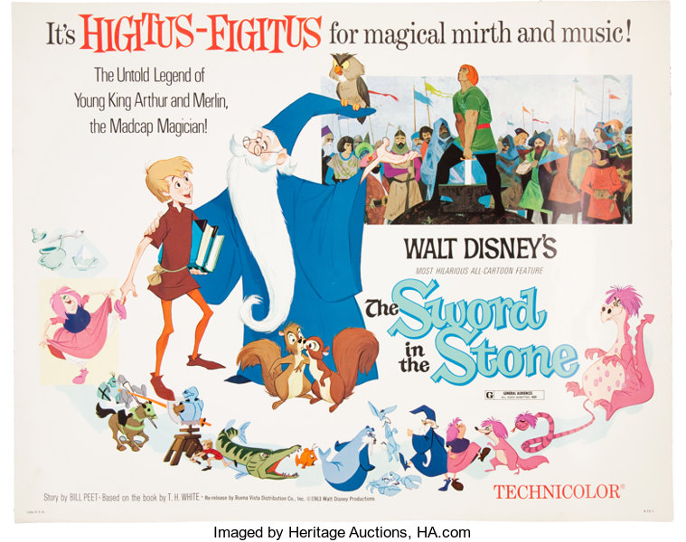 sword and the stone movie