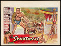 "Movie Posters:Adventure, Spartacus (Universal International, 1960). Belgian (19.5"" X 25.5"").Adventure.. ..."