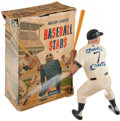 Autographs:Others, 1958 Hartland Statue Signed by Mickey Mantle....