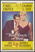 """Movie Posters:Comedy, That Touch of Mink (Universal, 1962). One Sheet (27"""" X 41"""").Comedy.. ..."""