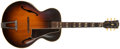 Musical Instruments:Acoustic Guitars, 1949 Gibson L-4 Sunburst Acoustic Archtop Guitar, #A4089....