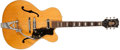 Musical Instruments:Electric Guitars, 1961 Guild A150-B Blond Electric Guitar, #17864....