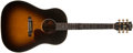 Musical Instruments:Acoustic Guitars, 2000 Gibson J-50 Rosewood Sunburst Acoustic Guitar, #00081050....
