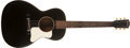 Musical Instruments:Acoustic Guitars, 1930s Gibson L-0 Black Acoustic Guitar, #702[??]....