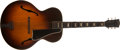 Musical Instruments:Acoustic Guitars, 1949 Gibson L-50 Sunburst Acoustic Guitar, #2686-15....