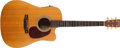 Musical Instruments:Acoustic Guitars, 1999 Martin SPDC16R Natural Guitar, #702976....