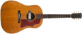 Musical Instruments:Acoustic Guitars, 1965 Gibson J-50 ADJ Natural Guitar, #253235....