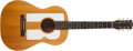 Musical Instruments:Acoustic Guitars, 1964 Gibson F-25 Natural Guitar, #157845....