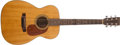 Musical Instruments:Acoustic Guitars, 1983 Martin 0025K Natural Guitar, #428738....