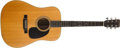 Musical Instruments:Acoustic Guitars, 1969 Martin D-35 Natural Guitar, #246773....