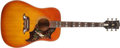 Musical Instruments:Acoustic Guitars, 1965 Gibson Dove Sunburst Acoustic Guitar, #338046....