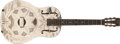 Musical Instruments:Resonator Guitars, 1930-33 National Style O Plated Metal Guitar, #S3939....