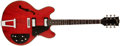 Musical Instruments:Electric Guitars, 1972 Gibson ES-325 Cherry, #729522....