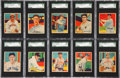 "Baseball Cards:Sets, 1934-36 R327 National Chicle ""Diamond Stars"" Near Set (103/108)...."