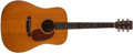 Musical Instruments:Acoustic Guitars, 1970 Martin D-18 Natural Acoustic Guitar, #262046....