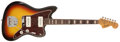 Musical Instruments:Electric Guitars, 1966 Fender Jazzmaster Sunburst Electric Guitar, #164265....