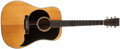 Musical Instruments:Acoustic Guitars, 1940 Martin D-18 Natural Acoustic Guitar, #76717....