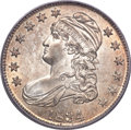 Bust Half Dollars, 1834 50C Large Date, Small Letters MS64 PCGS. O-106, R.1....