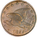 Patterns, 1855 P1C Flying Eagle Cent, Judd-168, Pollock-193, R.4, PR55 PCGS.CAC (Gold Sticker)....