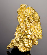 AESTHETIC GOLD NUGGET