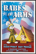 """Movie Posters:Animated, Who Framed Roger Rabbit Lot (Buena Vista, 1988 and 1989). One Sheets (3) (27"""" X 41"""") DS & SS. Animated. Herman's Shermans,... (Total: 3 Items)"""