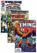 Modern Age (1980-Present):Miscellaneous, Miscellaneous Modern Comics Box Lot (Various publishers, 1970s-90s) Condition: Average VF/NM....