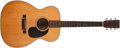 Musical Instruments:Acoustic Guitars, 1970 Martin 000-18 Natural Guitar, #257488....