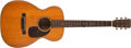 Musical Instruments:Acoustic Guitars, 1958 Martin 0-18 Natural Guitar, #162353....