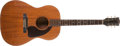 Musical Instruments:Acoustic Guitars, 1964 Gibson LGO Natural Acoustic Guitar, #126754....
