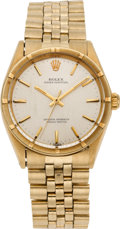 Timepieces:Wristwatch, Rolex Ref. 1007 Gold Oyster Perpetual, circa 1961. ...