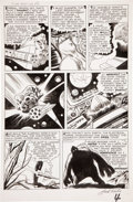 "Original Comic Art:Panel Pages, Jack Kirby and Dick Ayers Journey Into Mystery #66 ""TheReturn of the Hulk"" (Xemnu) page 4 Origina..."
