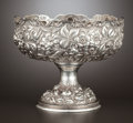 Silver Holloware, American:Bowls, AN AMERICAN SILVER FOOTED BOWL . The Stieff Company, Baltimore,Maryland, circa 1925. Marks: STIEFF, (crown over S), ...