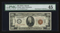 Small Size:World War II Emergency Notes, Fr. 2305 $20 1934A Hawaii Federal Reserve Note. PMG Choice Extremely Fine 45.. ...