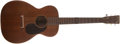 Musical Instruments:Acoustic Guitars, 1934 Martin 0-17 Brown/Mahogany Guitar, #56477....